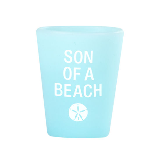 Son Of A Beach Silicone Shot Glass