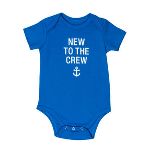 The Crew Bodysuit - Onesie