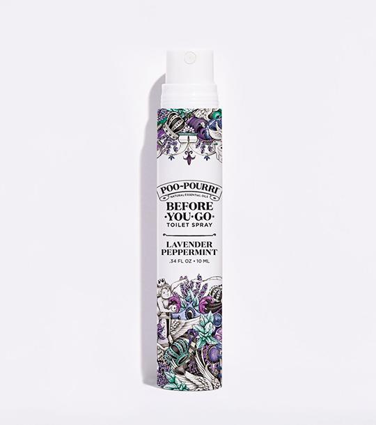 Poo-Pourri Before You Go Toilet Spray - Lavender Peppermint