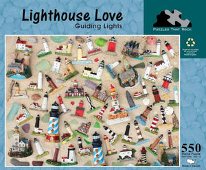 Lighthouse Love - Guiding Lights
