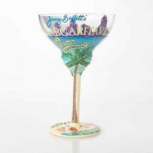 Lolita Jimmy Buffett's Margarita Glass