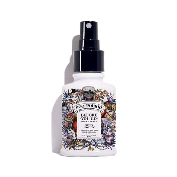 Poo-Pourri Before You Go Toilet Spray - Potty Potion