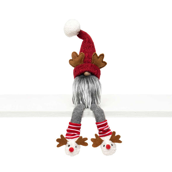 Gnome with Antlers and Dangle Legs - 15