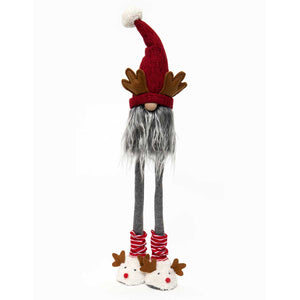 Standing Gnome with Antlers - 25""