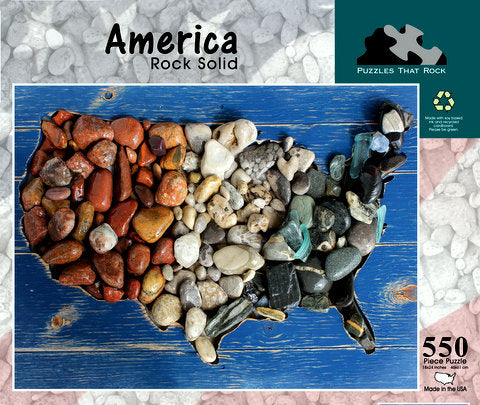 America - Rock Solid