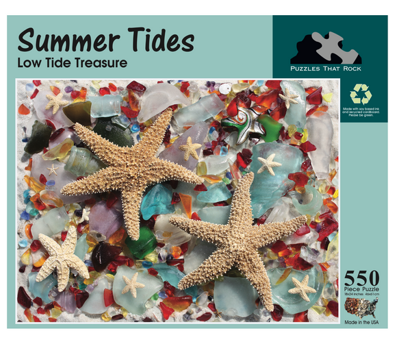 Summer Tides - Low Tide Treasure