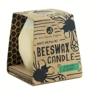 Bee Hive - Clover & Honey Candle