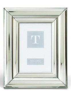Silver Mirror Photo Frame - 2 Sizes