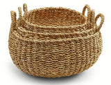 Seagrass Baskets - Assorted Sizes & Shapes