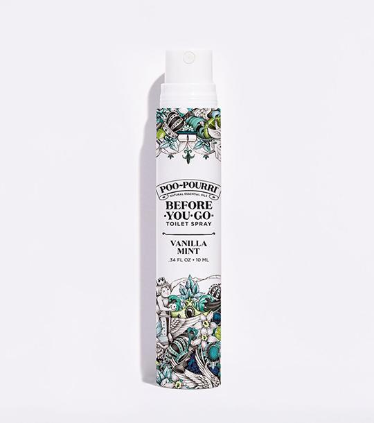 Poo-Pourri Before You Go Toilet Spray - Vanilla Mint