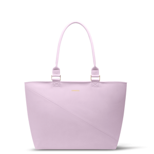 Virginia Tote Bag Cooler - Rose Quartz