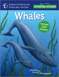 Whales - Storytime Stickers