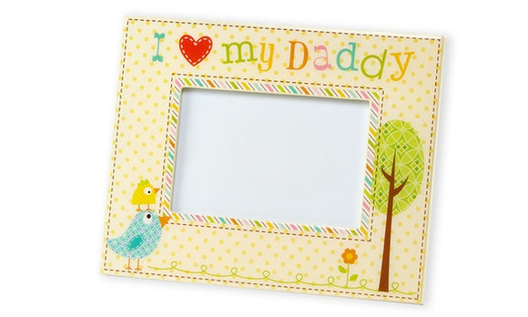 I Love My Daddy Frame