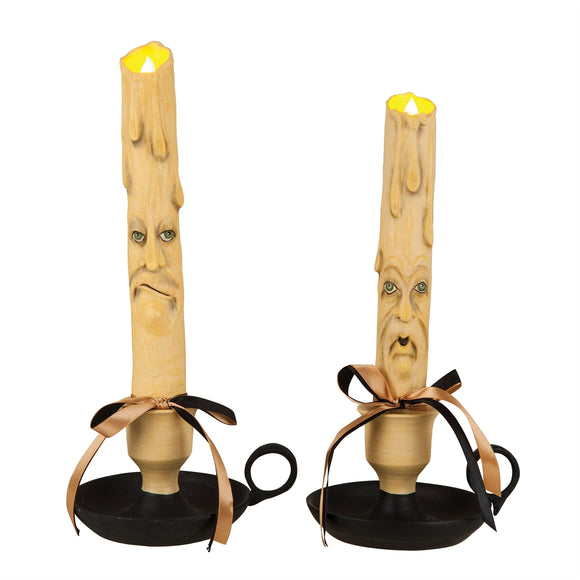 Frick Frack LED Candlestick - Assorted 2