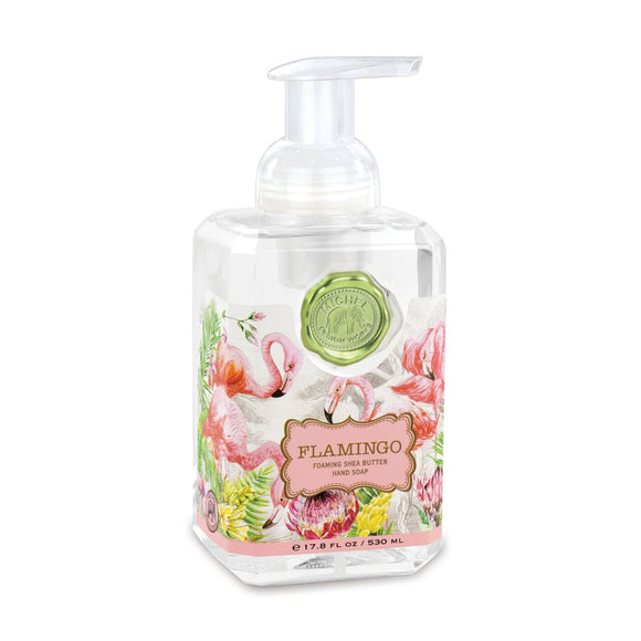 Flamingo Foaming Hand Soap