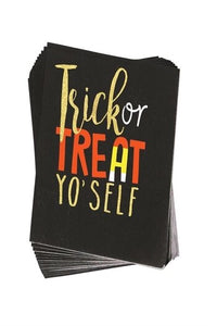 Trick or Treat Paper Napkins