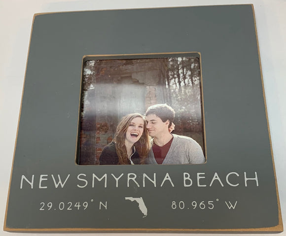NSB 4x4 Photo Frame Latitude