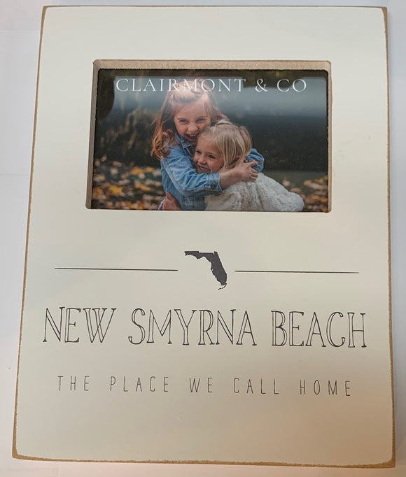 NSB 4x6 Photo Frame - The Place We Call Home