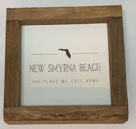 NSB 5x5 Sign - A Place We Call Home