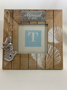 Mermaid At Heart Frame