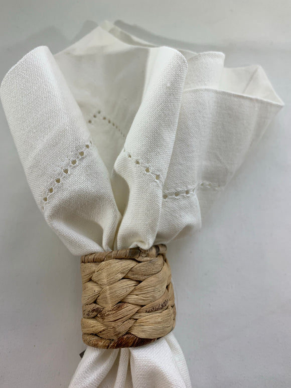 Natural Rattan Napkin Ring