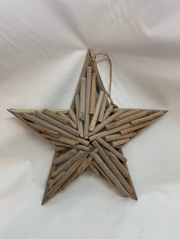 Driftwood Star - 2 Sizes