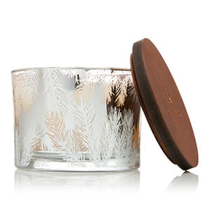 Frasier Fir Statement Poured Candle Medium 3-Wick