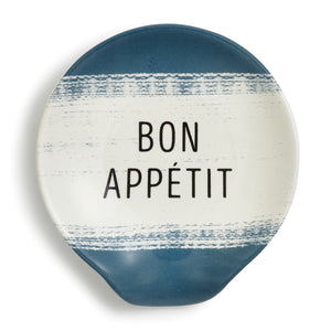 Bon Appetit Spoon Rest