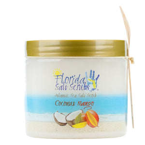 Florida Salt Scrub - Coconut Mango