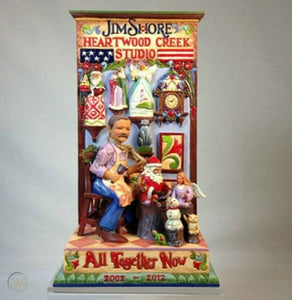 """All Together Now"" - 10th Anniversary Commemorative Jim's Studio"
