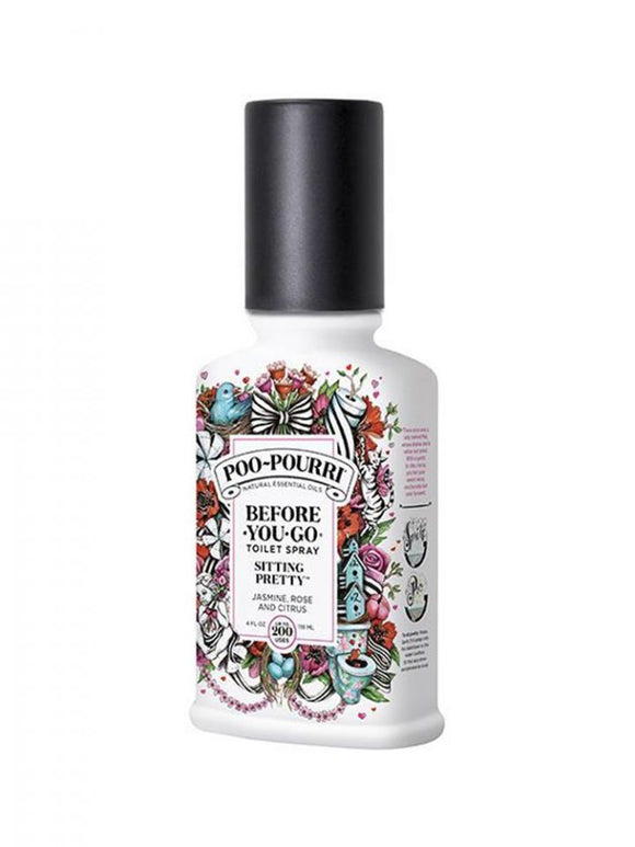 Poo-Pourri Before You Go Toilet Spray - Sitting Pretty