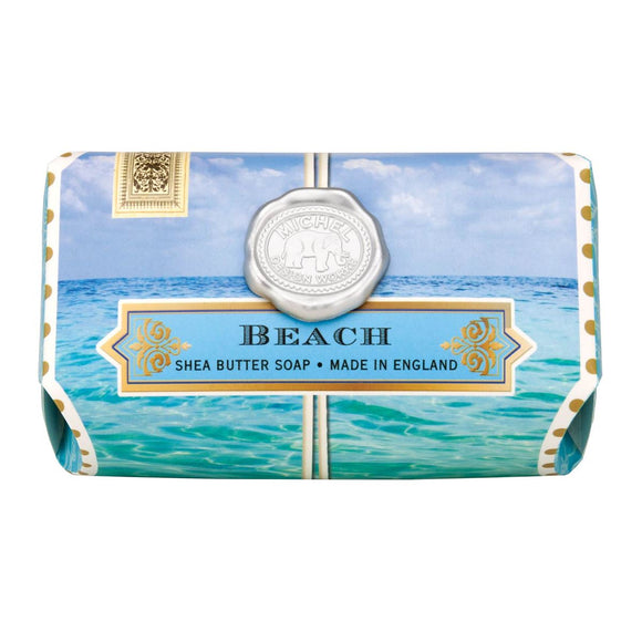 Beach Large Bath Soap Bar