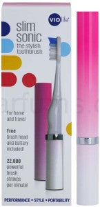 Slim Sonic - The Stylish Toothbrush - Assorted Styles