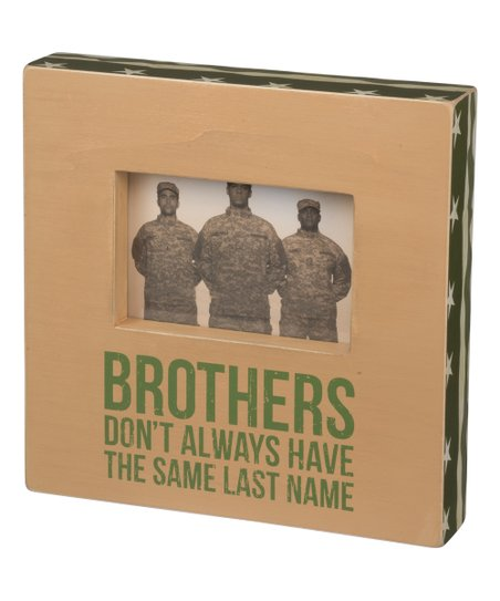 Brothers Box Frame