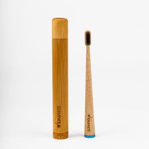 THE PREMIUM TOOTHBRUSH & ITS BAMBOO CASE