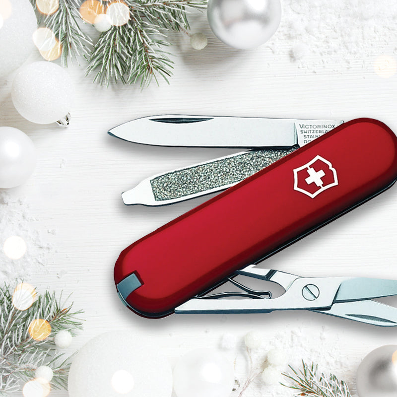 Swiss Knife Shop Holiday Gift Guide