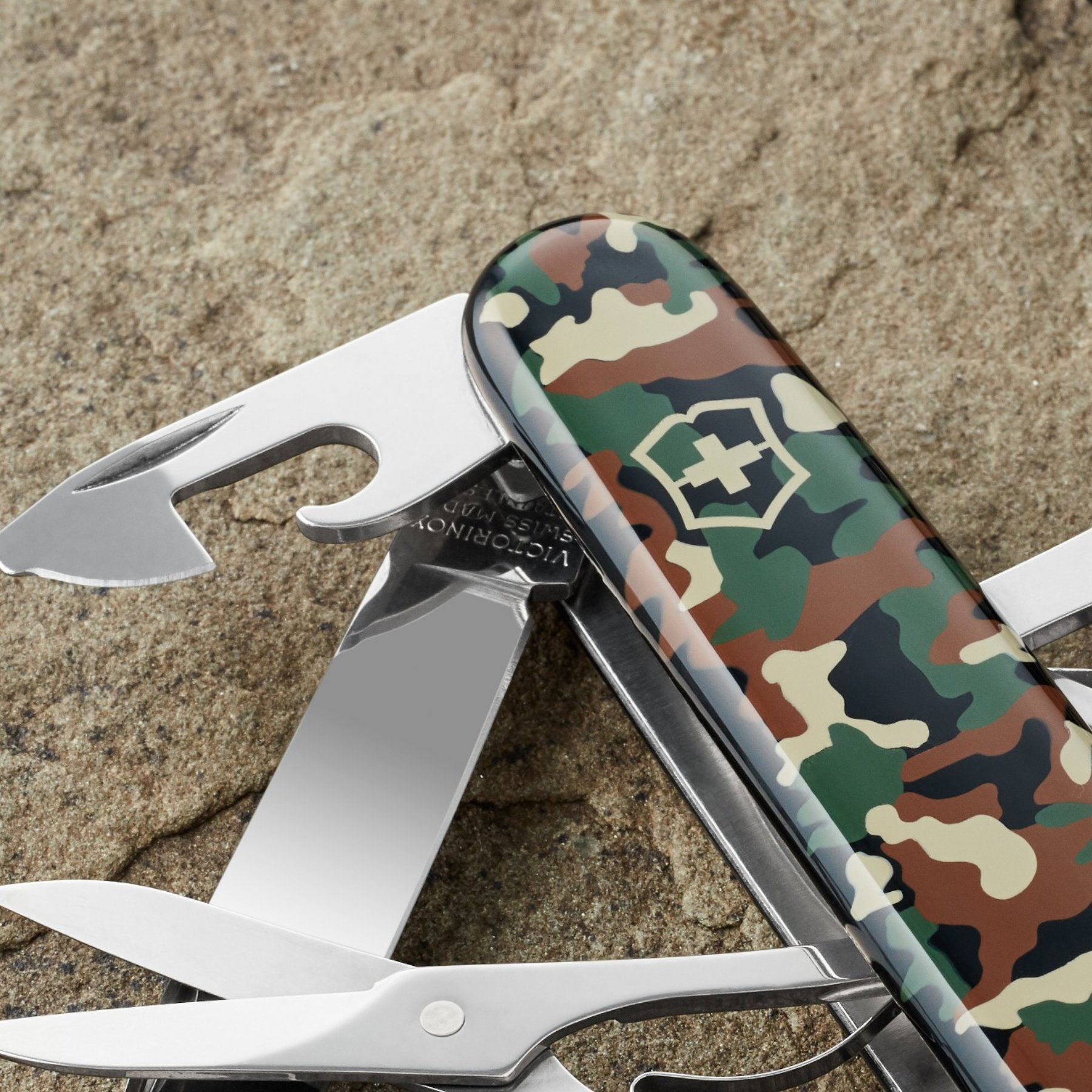 Camouflage Swiss Army Knives by Victorinox at Swiss Knife Shop
