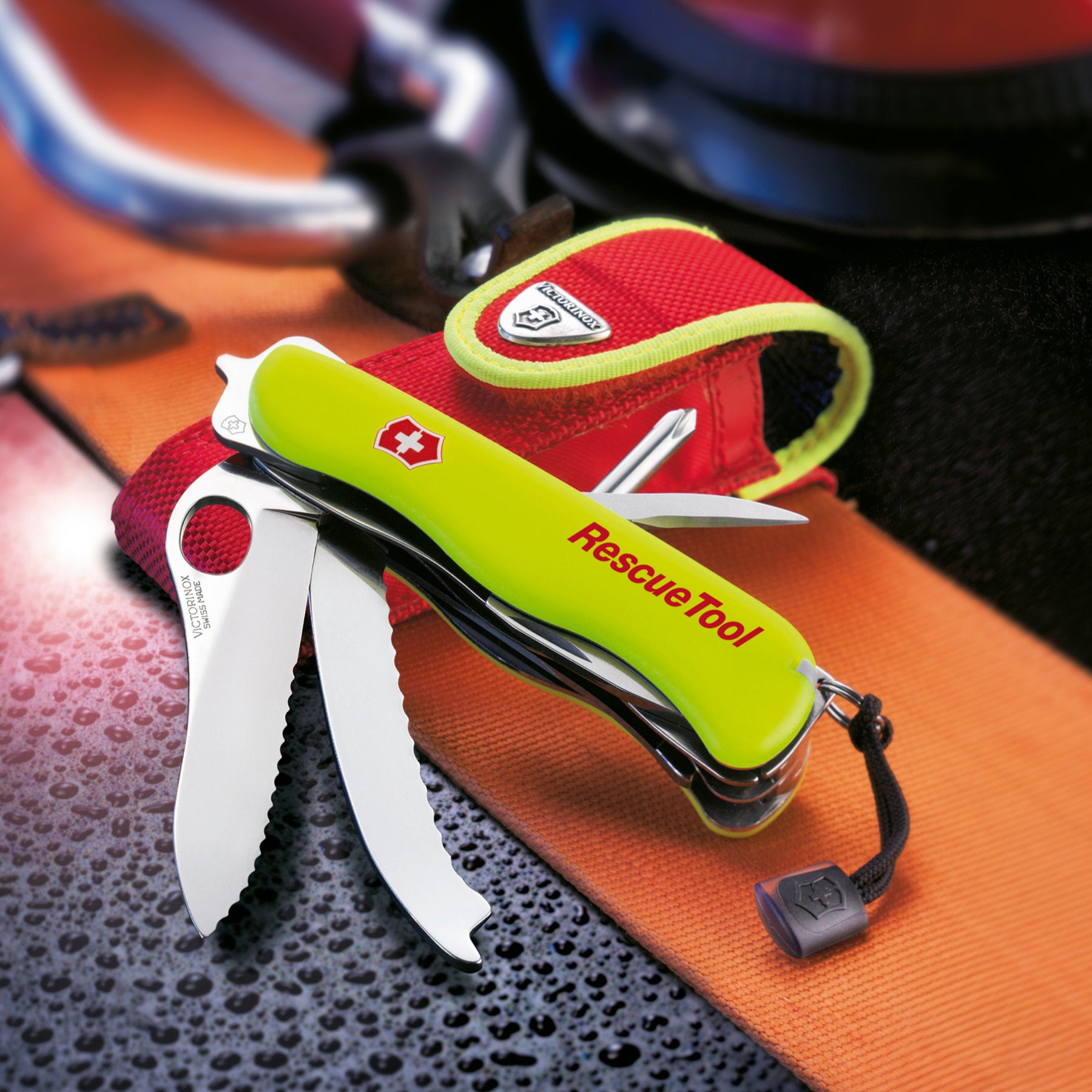 Emergency Swiss Army Knives