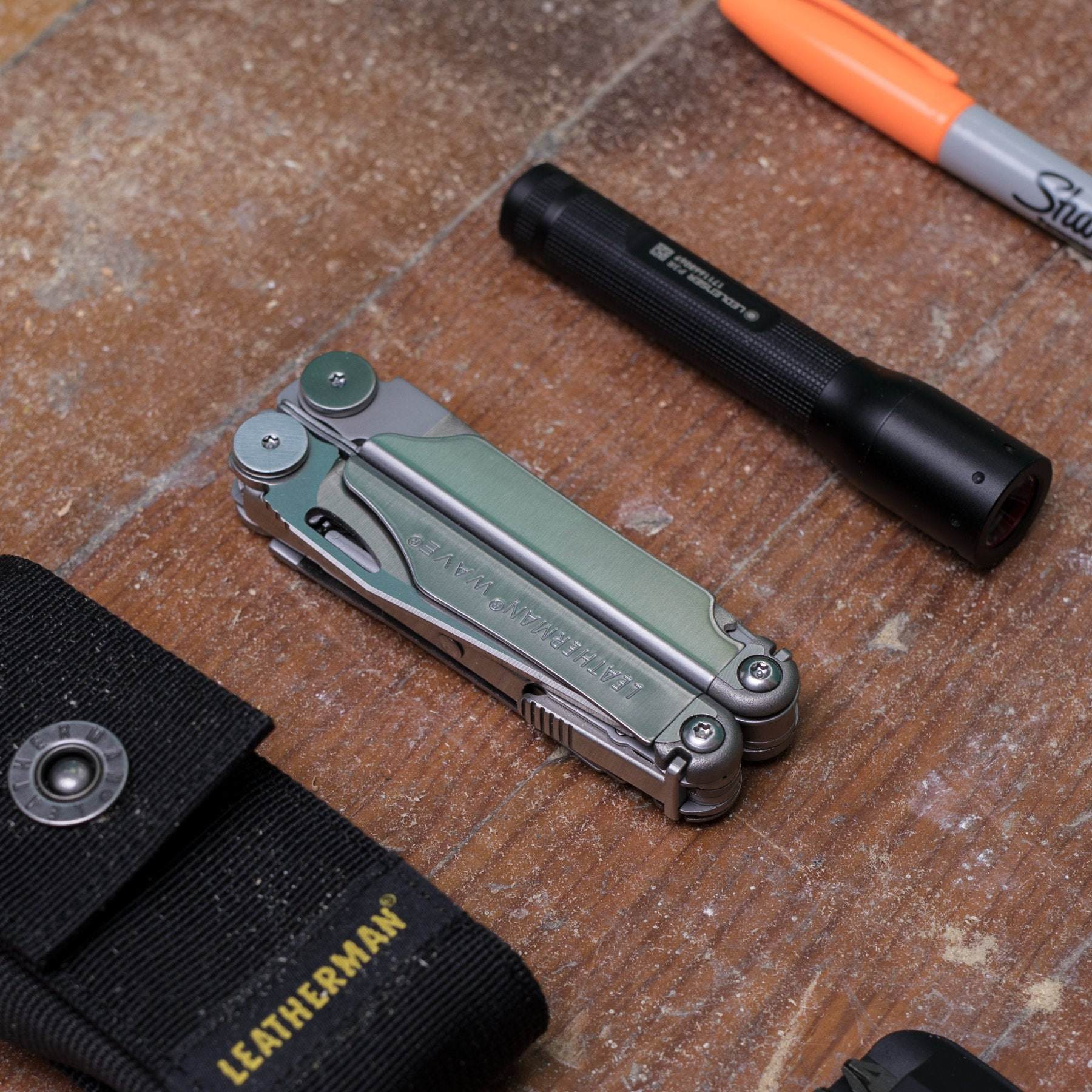 Everyday-carry Leatherman Tools at Swiss Knife Shop