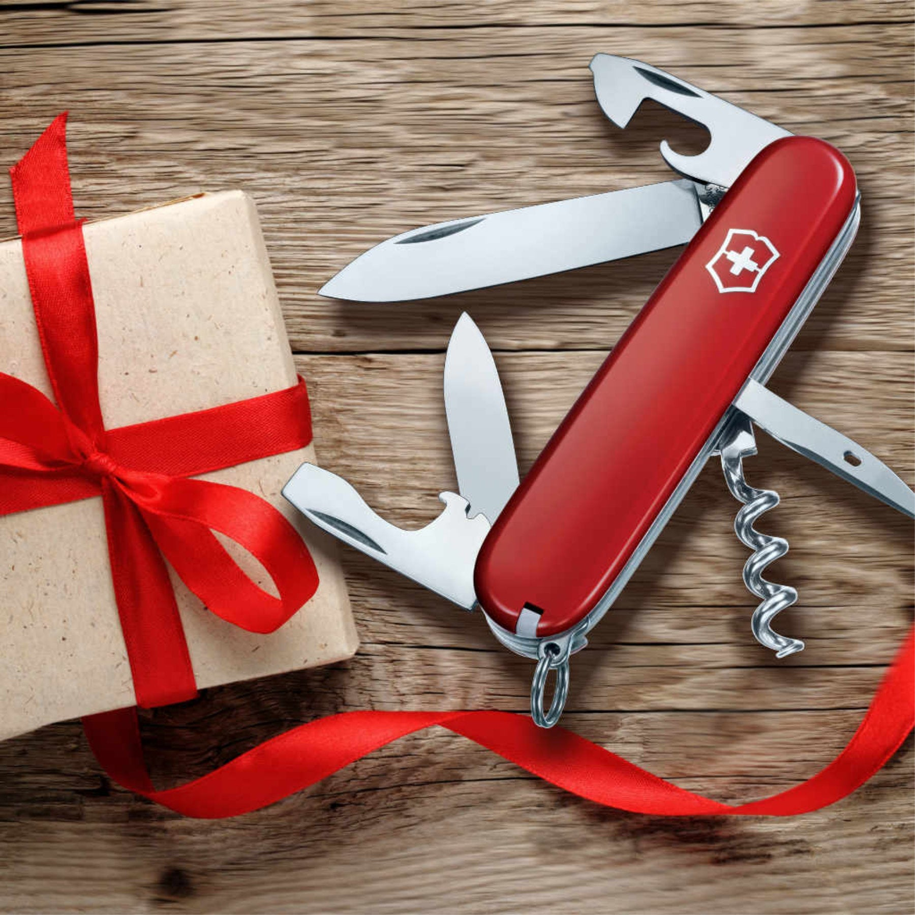Gift Finder at Swiss Knife Shop