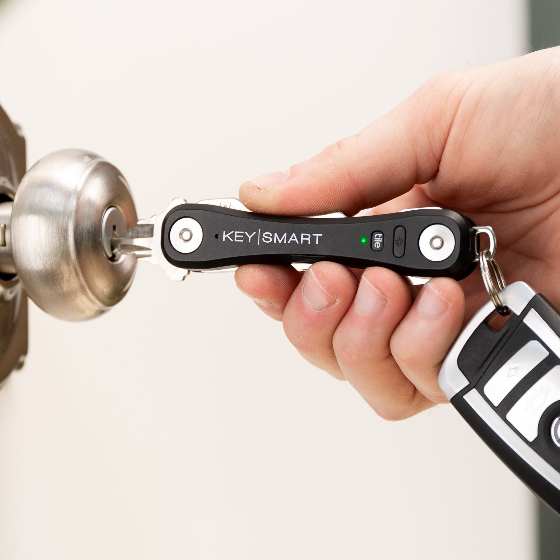 KeySmart Compact Key Carriers at Swiss Knife Shop