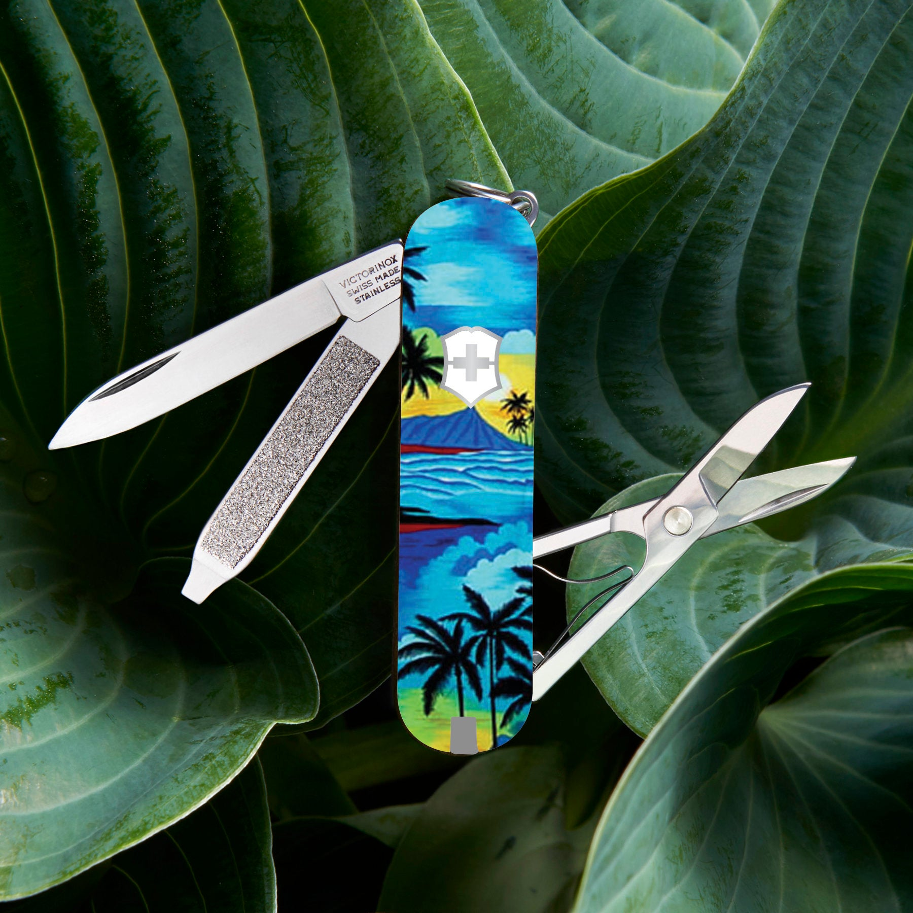 Keychain-size Exclusive Victorinox Swiss Army Knives by Swiss Knife Shop