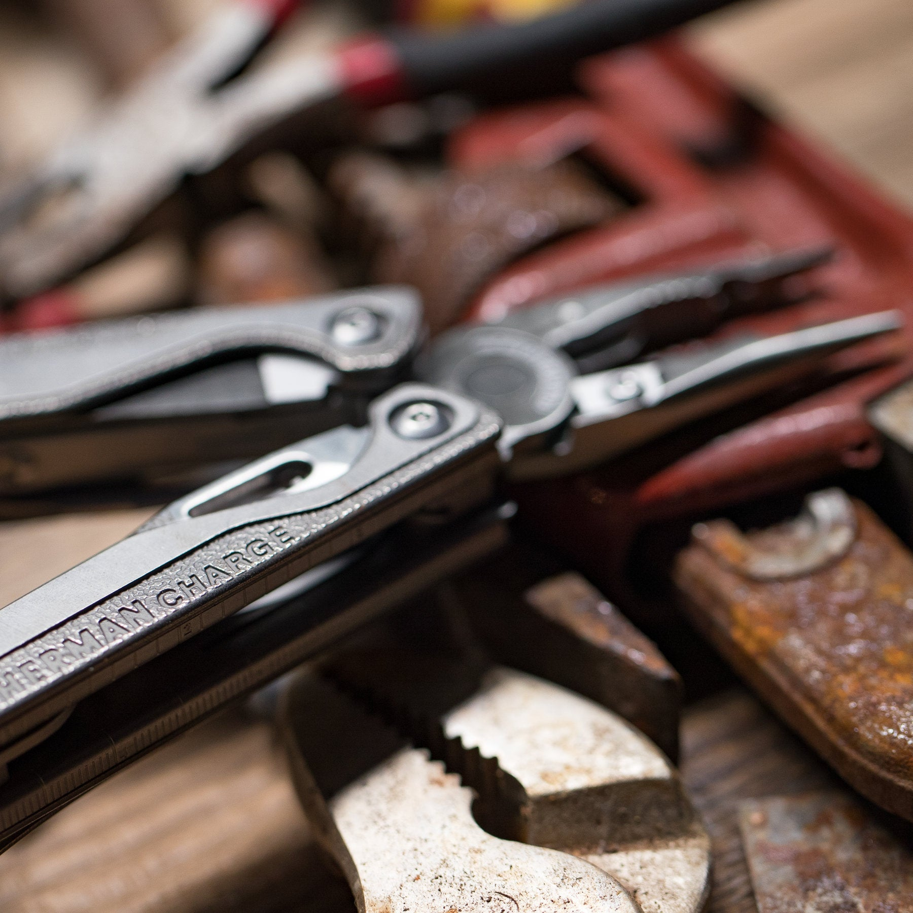 Leatherman Heavy Duty Tools at Swiss Knife Shop