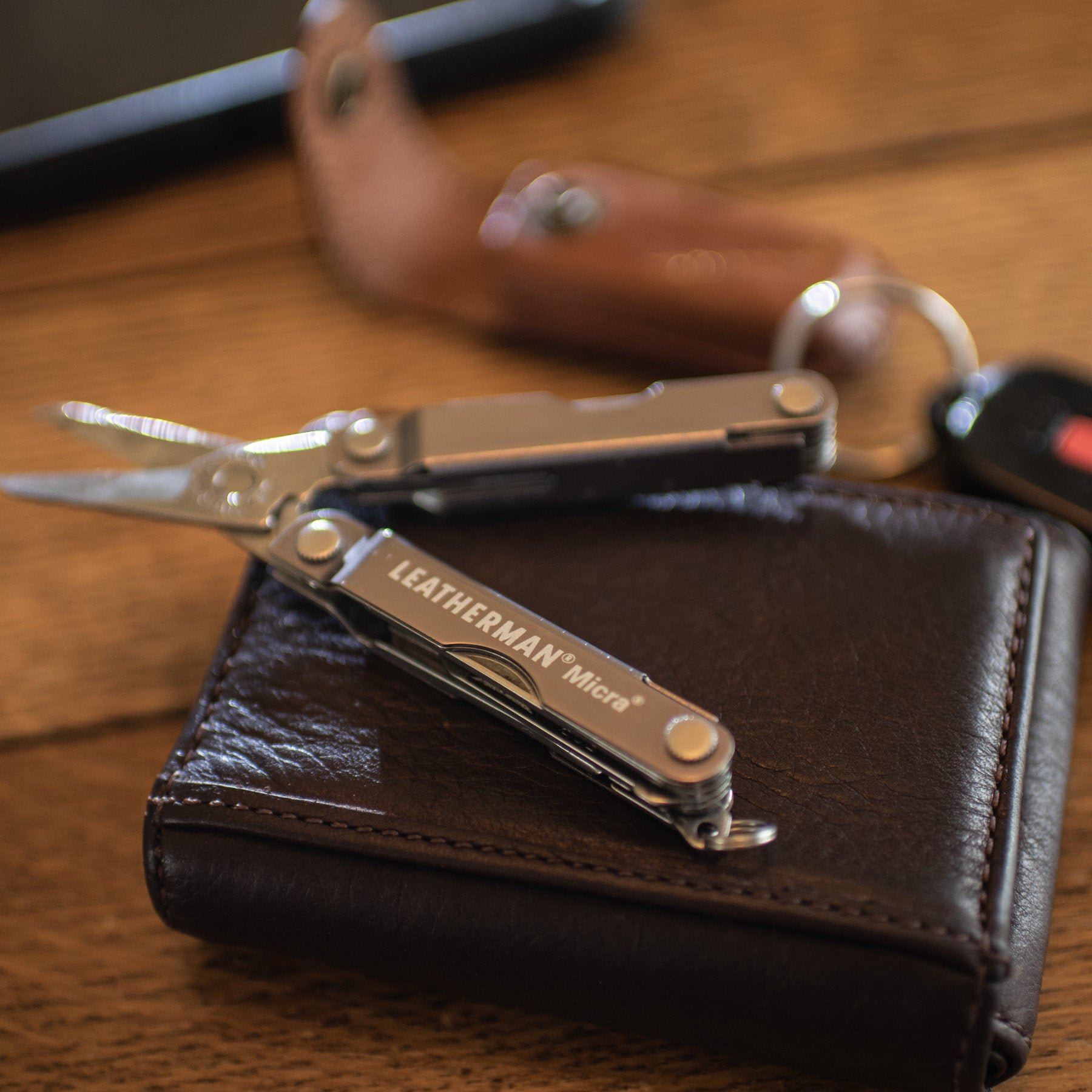 Leatherman Keychain Tools
