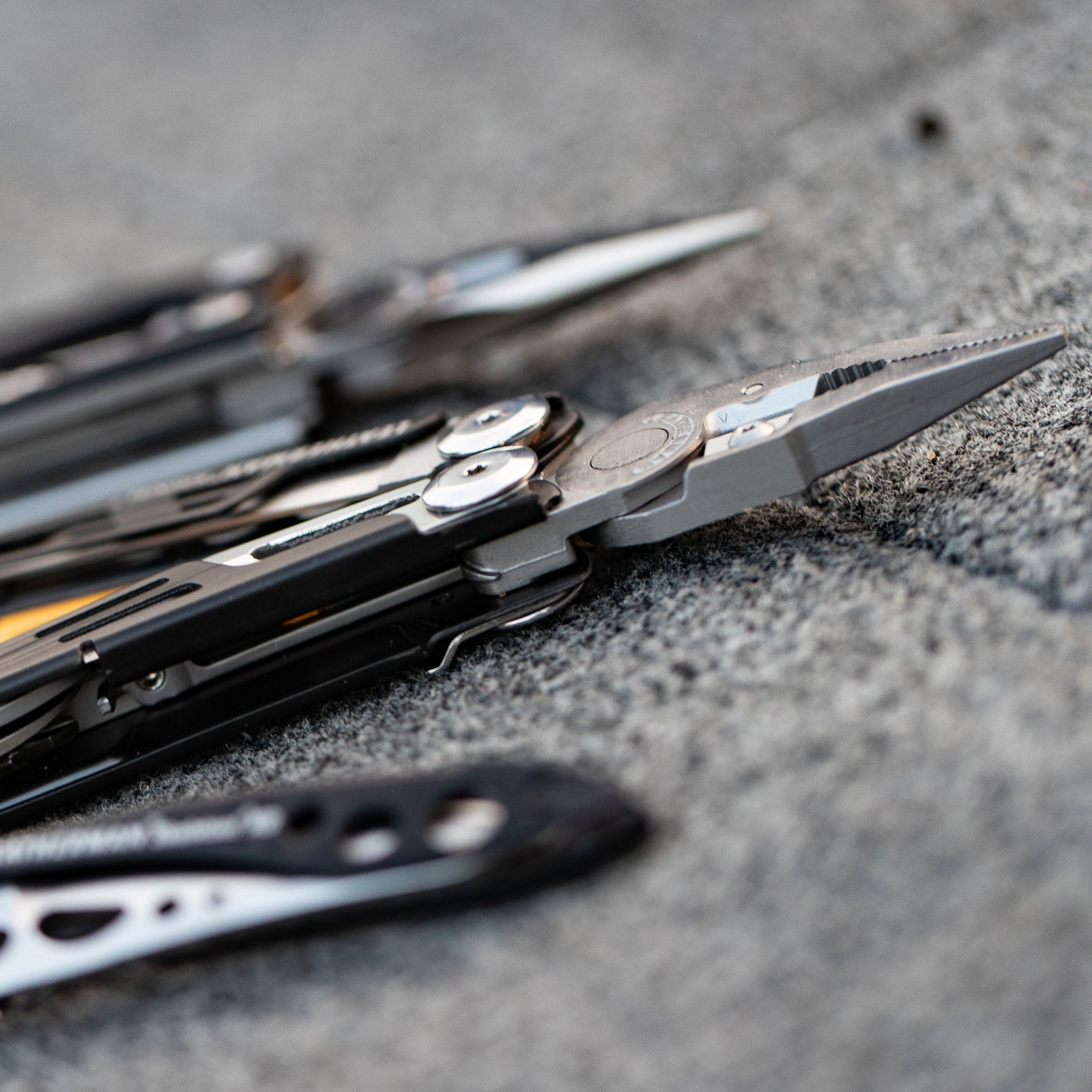 Shop Leatherman Tools by Size at Swiss Knife Shop