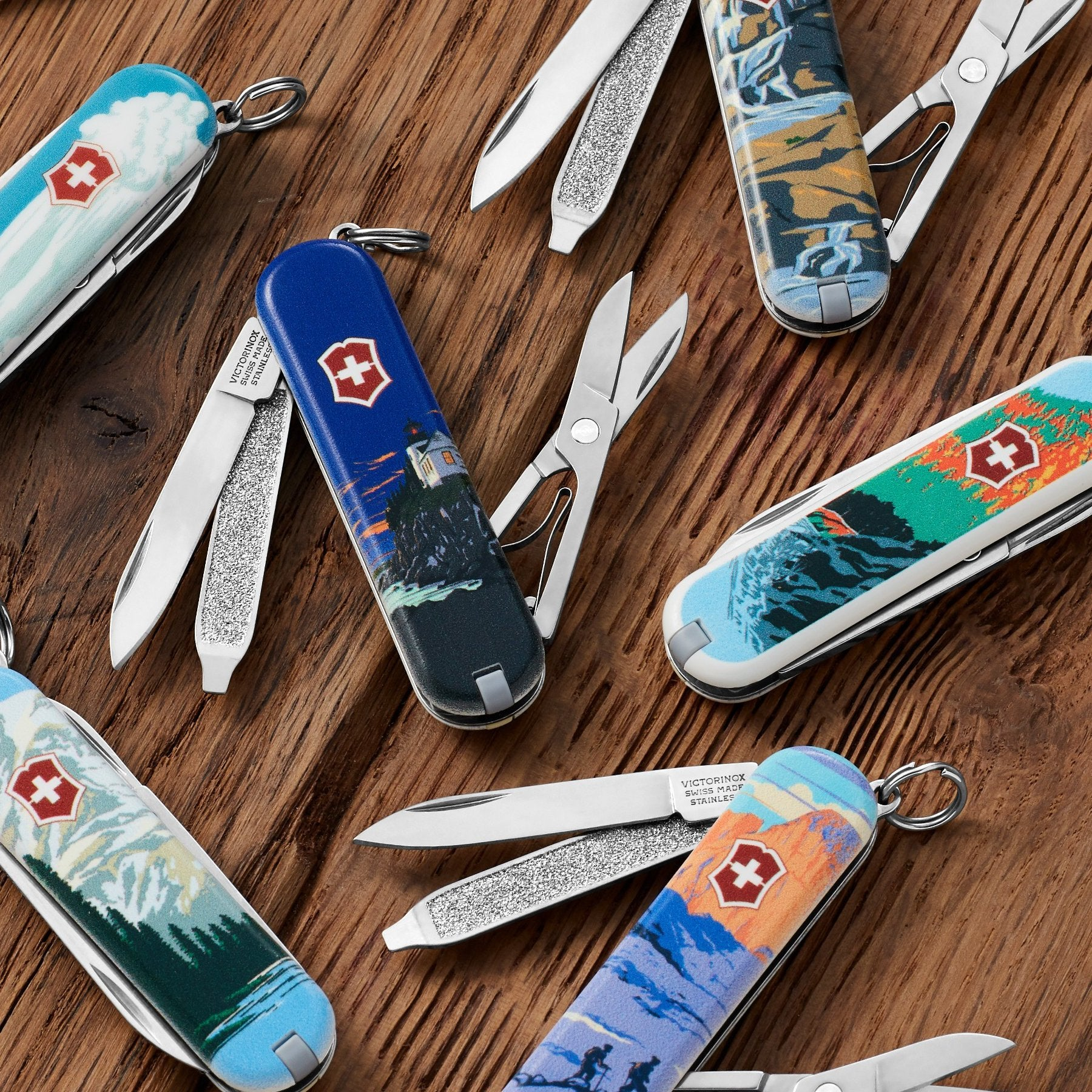 Swiss Army Knife Collections by Victorinox at Swiss Knife Shop