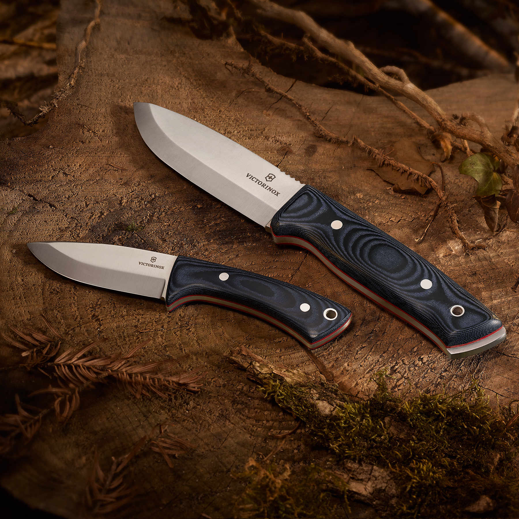 Outdoor Master Fixed-blade Knives by Victorinox