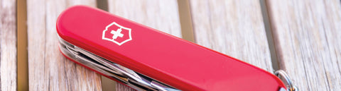The Classic Swiss Army Knife by Victorinox