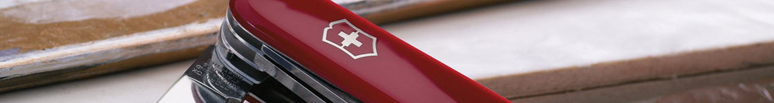 What Types of Knives Does Victorinox Sell?