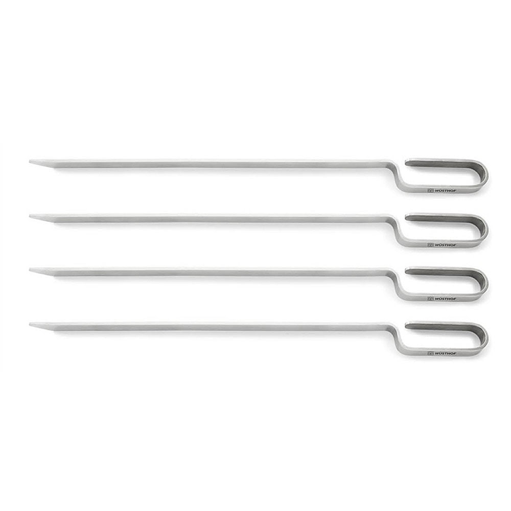 Wusthof 4-Piece Skewer Set